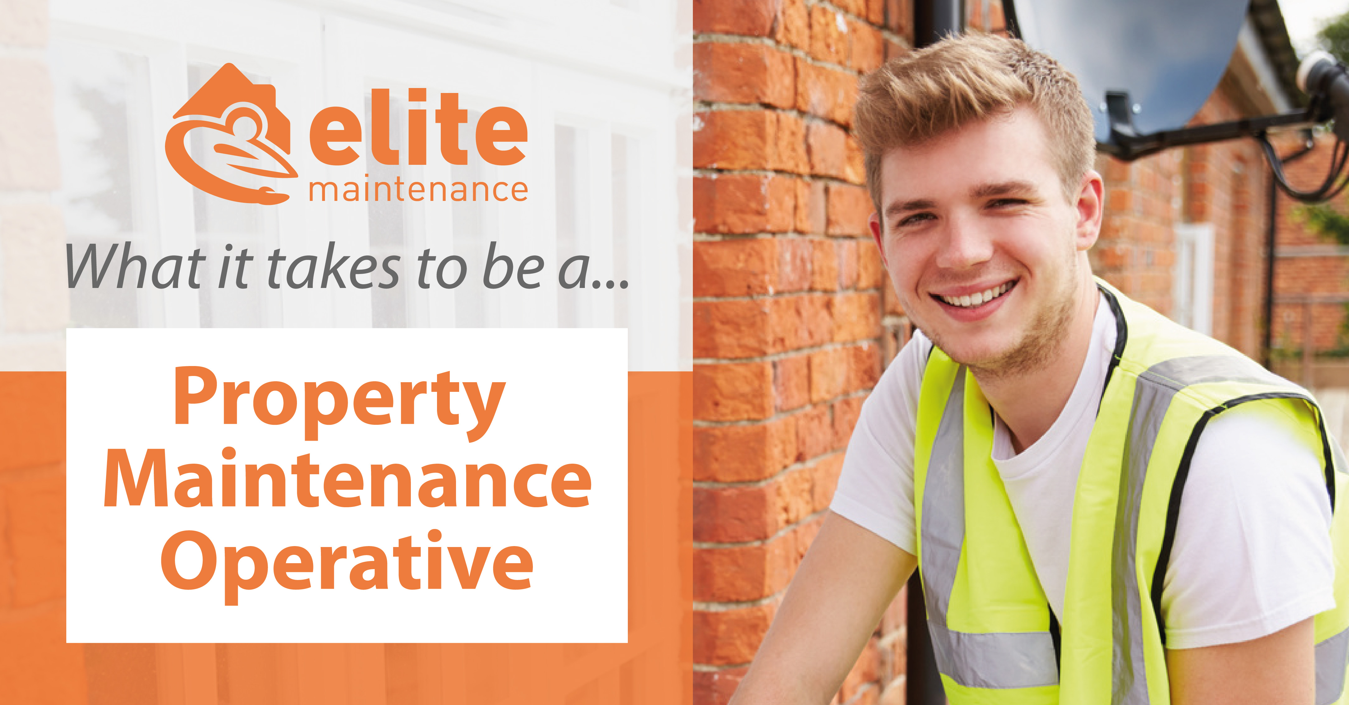 What It Takes To Be A Property Maintenance Operative
