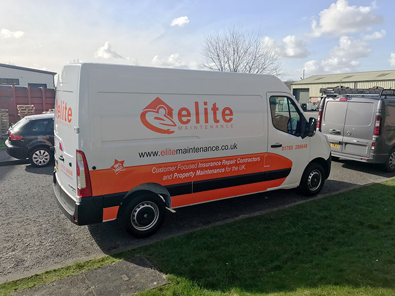 Elite Maintenance Van