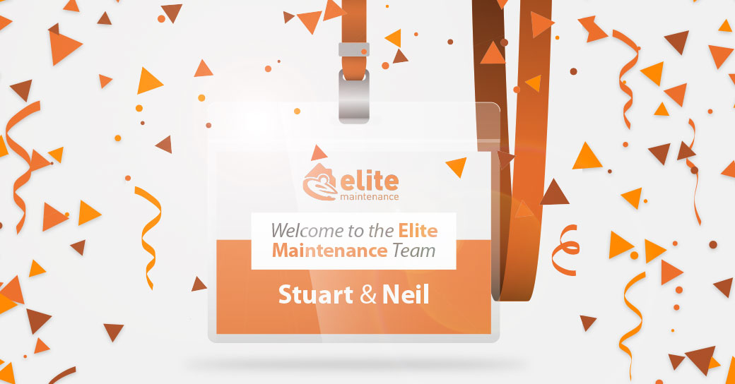 Welcome To Elite Maintenance, Stuart and Neil